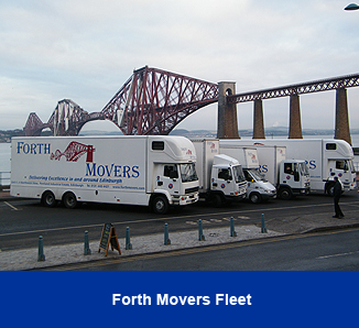 Storage Companies Edinburgh